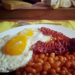 Cowboyfrühstück - aber edel
