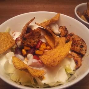 Simsalabim die Erste: Burrito aus der Schale