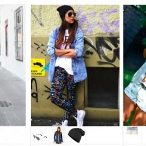 Vom Cupcake zum Jeanshemd mit Stylight
