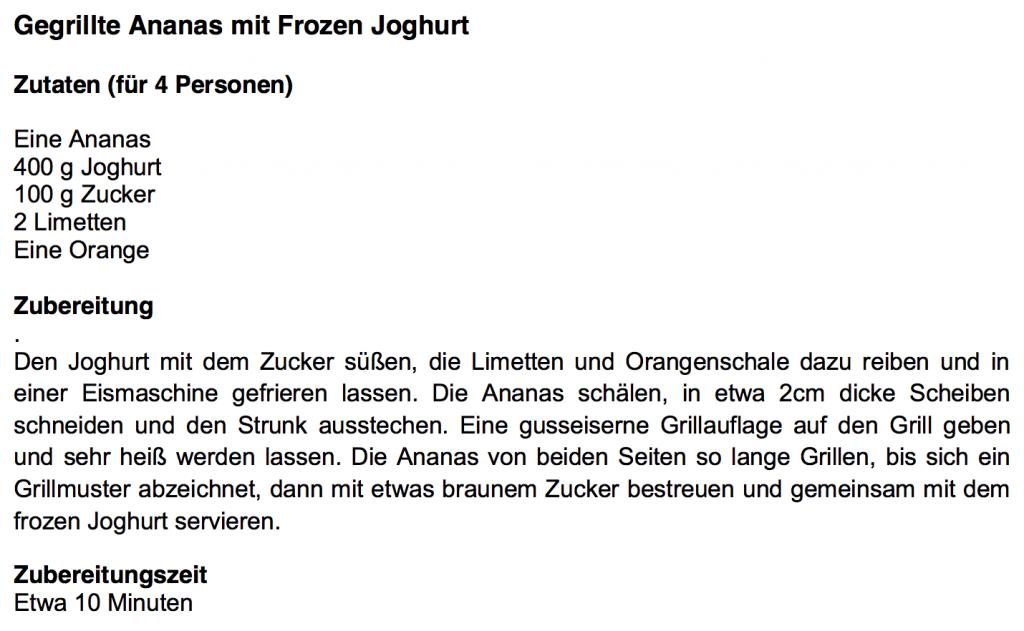 joghurteis-frozenjoghurt-ananas-gegrillt