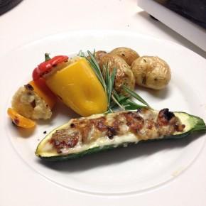 Ab auf den Grill liebes Gemüse