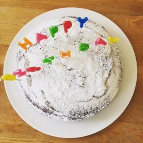Geburtstagskuchen Nr. 1: Gateau Berbelle