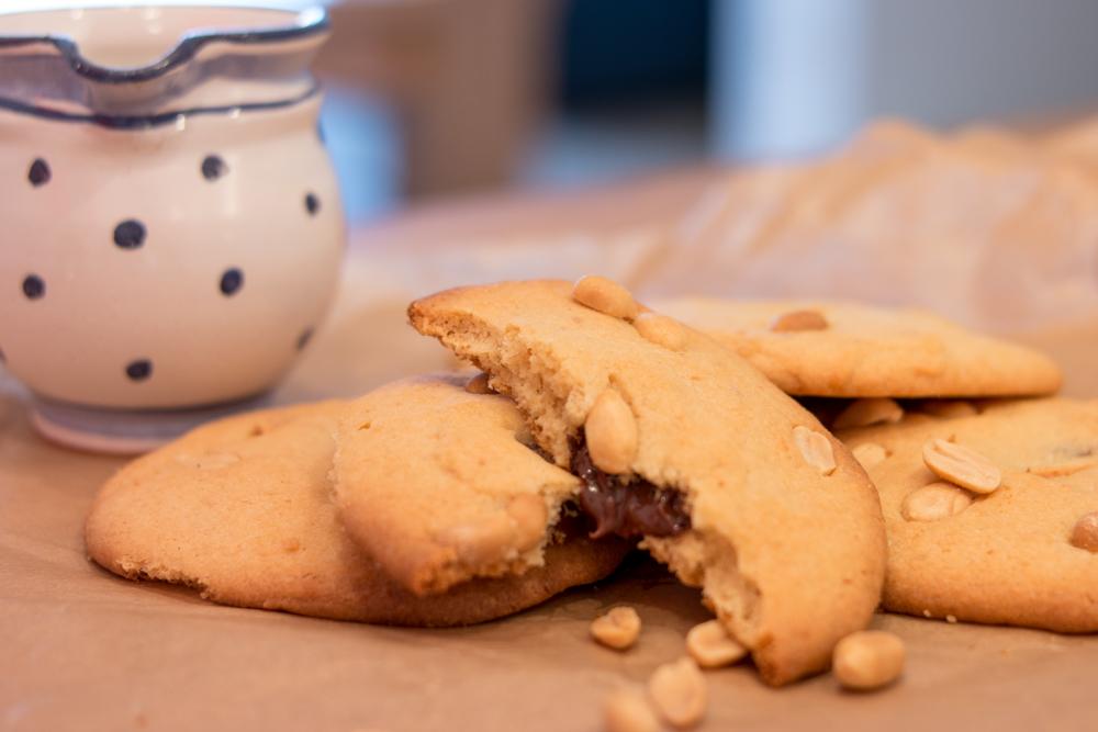 Cookies und Asia Bowl