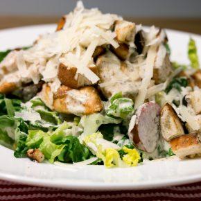 Ceasar Salad oder Caesar Salad? Hauptsache Lecker!